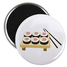 "Sushi Love 2.25"" Magnet (10 pack)"