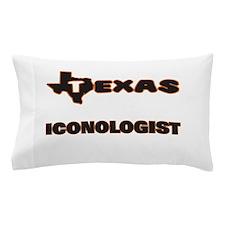 Texas Iconologist Pillow Case