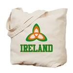 Irish Trinity Tote Bag