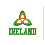 Irish Trinity Small Poster