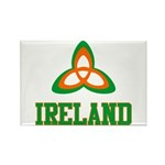 Irish Trinity Rectangle Magnet (10 pack)