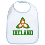 Irish Trinity Bib