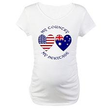 USA / Australian Heritage Shirt