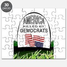 DEMOCRAT GRAVE Puzzle