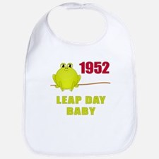 1952 Leap Year Baby Bib