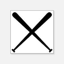 Baseball Bats Sticker