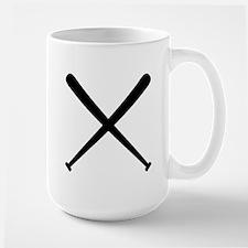 Baseball Bats Mugs