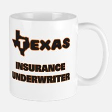 Texas Insurance Underwriter Mugs