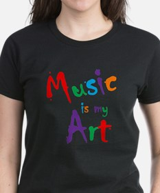 Music is my Art T-Shirt