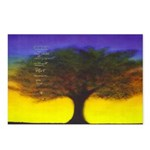 55.wizdomtree..? Postcards (Package of 8)