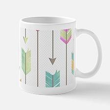 Watercolor Arrows Pattern Mug