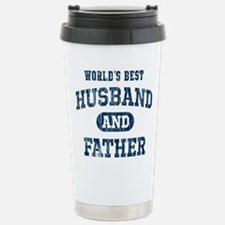 World's Best Husband an Stainless Steel Travel Mug