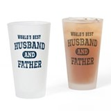 Dad Pint Glasses