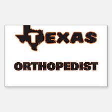 Texas Orthopedist Decal