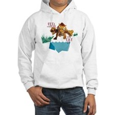 Ice Age Fear Hoodie