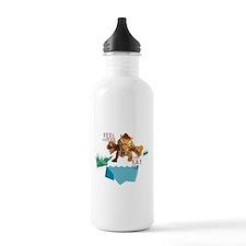 Ice Age Fear Water Bottle