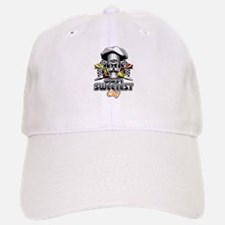 Pastry Chef: World's Sweetest Chef v2 Baseball Baseball Cap