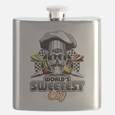 Pastry Chef: World's Sweetest Chef v2 Flask