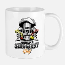 Pastry Chef: World's Sweetest Chef v2 Mug