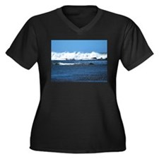 Costarica waves Plus Size T-Shirt