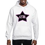 Girlie.Star Hooded Sweatshirt