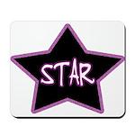 Girlie.Star Mousepad