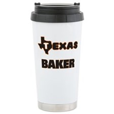 Texas Baker Travel Mug