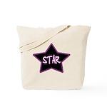 Girlie.Star Tote Bag