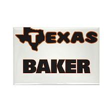 Texas Baker Magnets