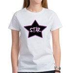 Girlie.Star Women's T-Shirt