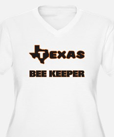 Texas Bee Keeper Plus Size T-Shirt
