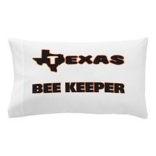 Texas Bee Keeper Pillow Case