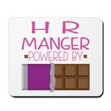 Hr Manager Mousepad