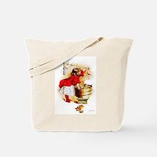 Maud Humphrey - Laundry Day Tote Bag