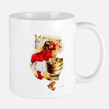 Maud Humphrey - Laundry Day Mug