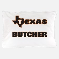 Texas Butcher Pillow Case