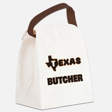 Texas Butcher Canvas Lunch Bag
