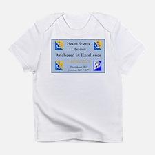 NAHSL logo 2015 Infant T-Shirt
