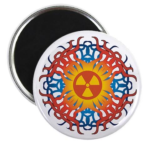 Retro Nuclear Magnet