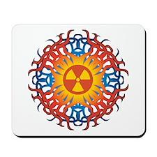 Retro Nuclear Mousepad
