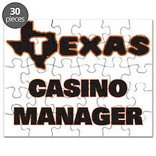 Texas Casino Manager Puzzle