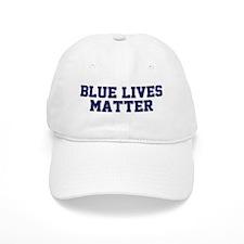 Blue Lives Matter Shadow Baseball Cap