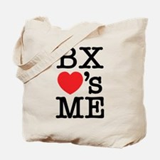 BRONX LOVE'S ME Tote Bag