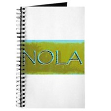NOLA OLIVE TURQ Journal