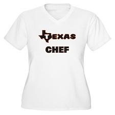 Texas Chef Plus Size T-Shirt