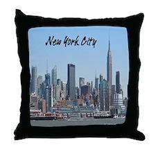 New York City Throw Pillow