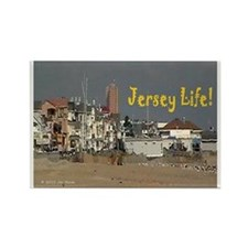 Jersey Life Magnets