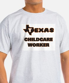 Texas Childcare Worker T-Shirt