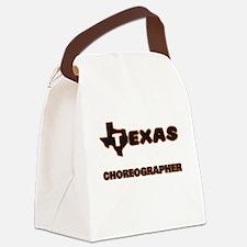 Texas Choreographer Canvas Lunch Bag