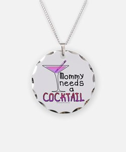 Mommy needs a COCKTAIL Necklace